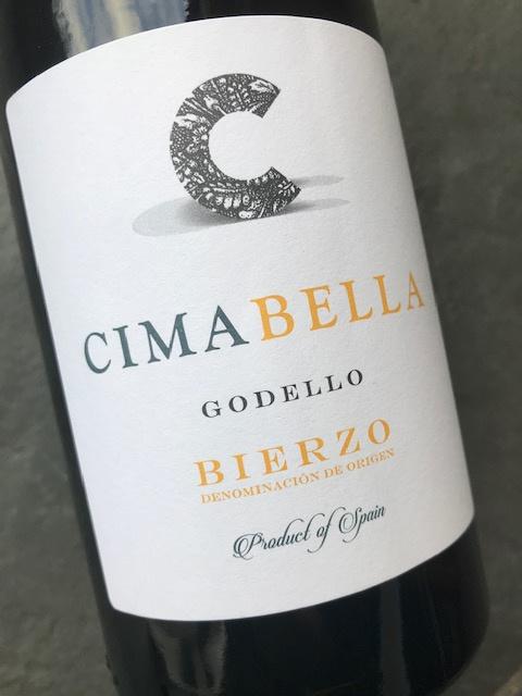 Cima Bella Godello 2017