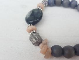 Love bracelet grey