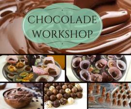 WORKSHOP CHOCOLADE / BONBONS MAKEN