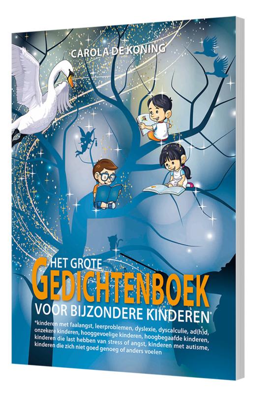 Het Grote Gedichtenboek voor Bijzondere Kinderen - hardcover
