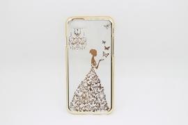 iPhone case Gold Bride