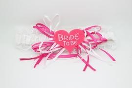 Kousenbandje Bride To Be