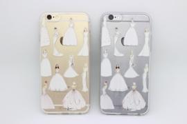 iPhone case Brides Dresses