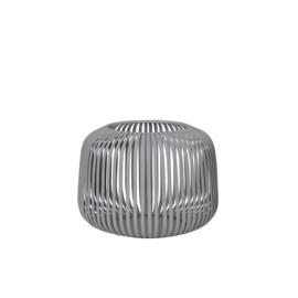 Blomus lantaarn Lito - Steel Gray XS