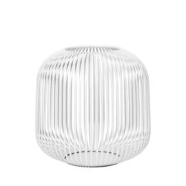 Blomus lantaarn Lito - White Medium