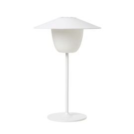 Blomus Ani mobiele led lamp - wit