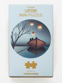 Vissevasse Mini Puzzel Lantern