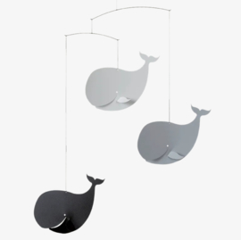 Flensted mobiel Happy Whales