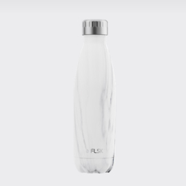 FLSK The Bottle White Marble 500 ml