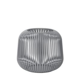 Blomus lantaarn Lito - Steel Gray Small