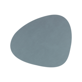 Lind DNA Table mat Curve - Nupo Light Blue