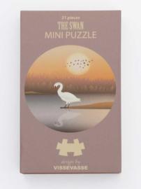 Vissevasse Mini Puzzel The Swan