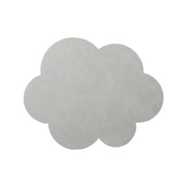 Lind DNA kinderplacemat Cloud - Nupo Metallic