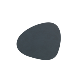 Lind DNA Glass mat Curve - Nupo Anthracite