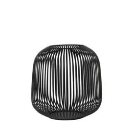 Blomus lantaarn Lito - Black Medium