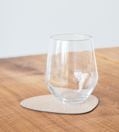 Lind DNA Glass mat Curve - Hippo Sand