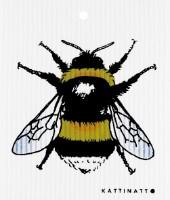 Kattinatt Zweedse vaatdoek Bumblebee