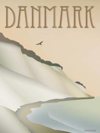 Vissevasse poster Danmark Cliff