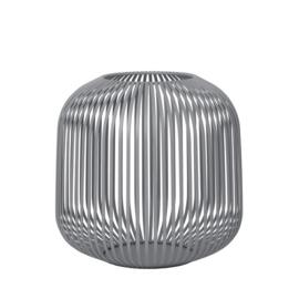 Blomus lantaarn Lito - Steel Gray Medium