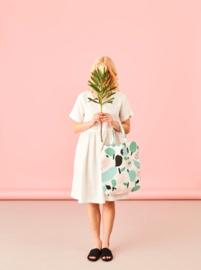 Kauniste shopper Tutti Frutti Light Green