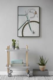 Vissevasse poster Racing Bicycle | 3 maten