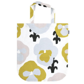 Kauniste shopper Orvokki Yellow