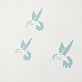 Interieurstickers Kolibries