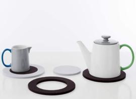 Verso Design onderzetter Rinki Trivet Double