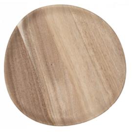 Räder Acaciahouten bord Ø 27,5 cm