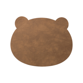 Lind DNA kinderplacemat Bear -  Nupo Nature