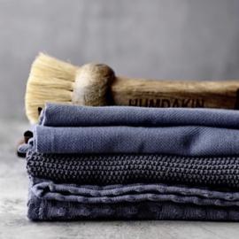 Humdakin Knitted Kitchen Towel Handdoek - Dark Ash