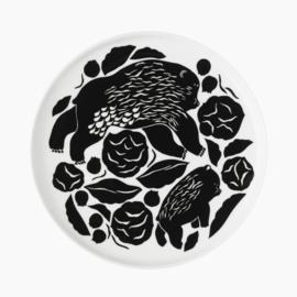 Marimekko Karhuemo bord Ø 20 cm
