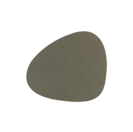 Lind DNA Glass mat Curve - Nupo Army Green