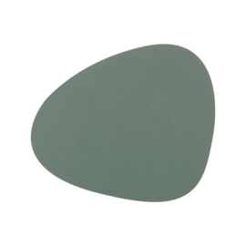 Lind DNA Table mat Curve -  Nupo Pastel Green