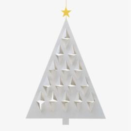 Flensted mobiel Prismas Tree White