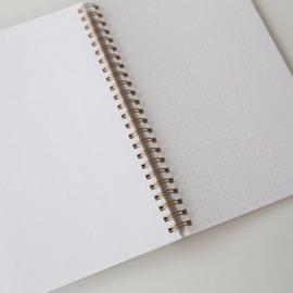 Katie Leamon Notebook Green Wiro