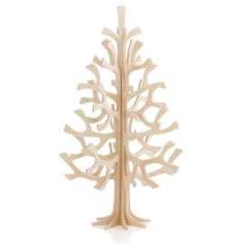 Lovi Spruce tree houten dennenboom kaart | Naturel | Large