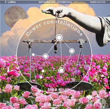 House of Thol Flower Constellation Weegschaal