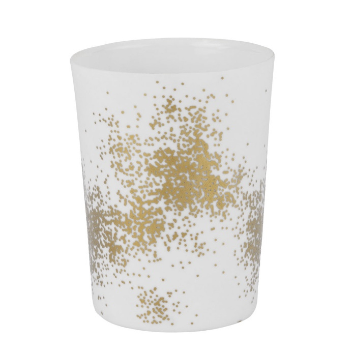 Räder Gold Dust waxinelichthouder medium