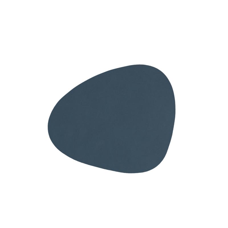 Lind DNA Glass mat Curve - Nupo Dark Blue
