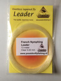Poseidon French Nymphing Leader (13 m)
