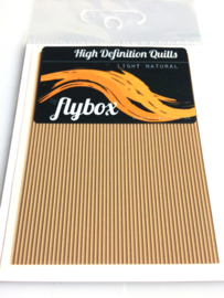High Definition Synthetic Quills