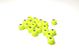 Tungsten Beads Chartreuse 3.3mm (20pcs)