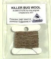 Killer Bug Wool Poseidon