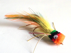 Deer Hair Bass Bug Fruit Cocktail