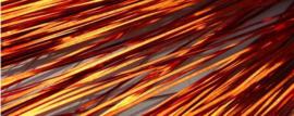 Copper Flashabou