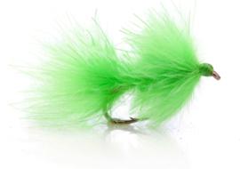 Green Mullet Fly