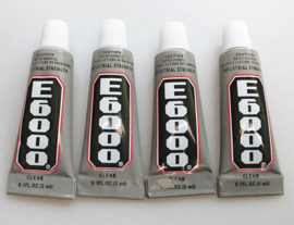 E6000 Glue 3ml tube