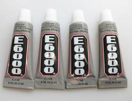 E6000 Glue 3ml tube