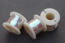 Pearl Tinsel Small Spool (1pcs)